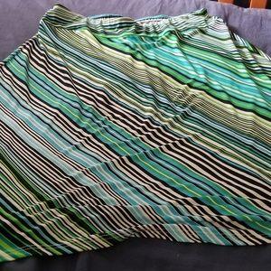Womans knee length skirt